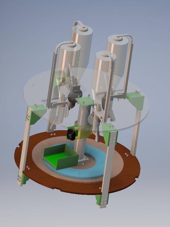 Mechatronics 1 - Project - Cocktail Maker